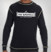 The Warfield - Logo Thermal