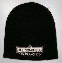 The Warfield - Logo Skull Cap