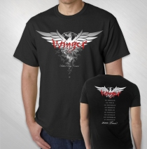 Winger - Better Days Comin' Tour Tee