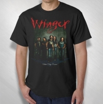 Winger - Men's Photo Tee