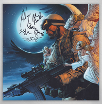 Winger -  IV Night Autographed Print