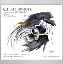 C.F. Kip Winger - Conversations With Nijinsky