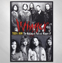 Winger - Then & Now: The Making of Pull and Winger IV DVD