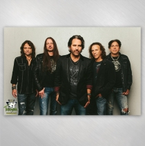 Winger - 25th Anniversary Band Photo Poster