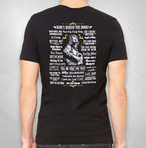 "Zebra - Black ""Randy Jackson Songs"" Tee"