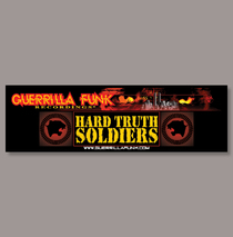Posters & Accessories - Sticker - Hard Truth Soldiers #2