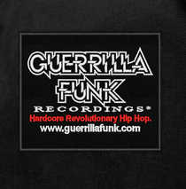 Posters & Accessories - Guerrilla Funk - DJ Bag
