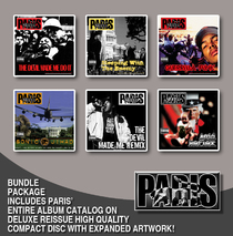 .Paris - CD Catalog Bundle