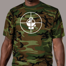 Apparel - Mens - Public Enemy - Rebirth Camoflage T-Shirt