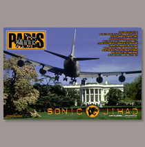 Posters & Accessories - Poster - Paris - Sonic Jihad #1