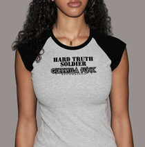 Apparel - Womens - Hard Truth Soldier Heather T-Shirt